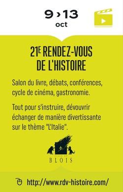 RENDEZ-VOUS DE L'HISTOIRE