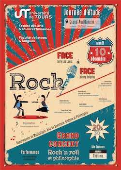 Rock face à face