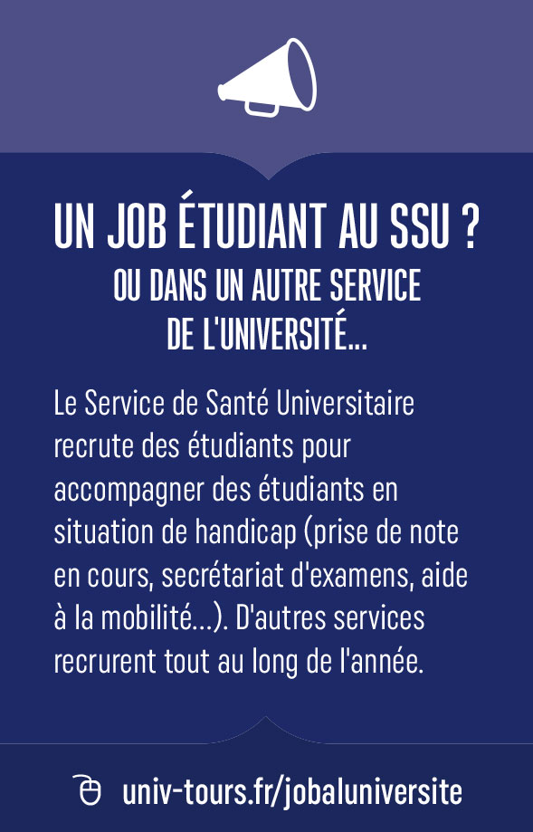 Job étudiant