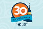 30 ans pour le programme Bucknell en France