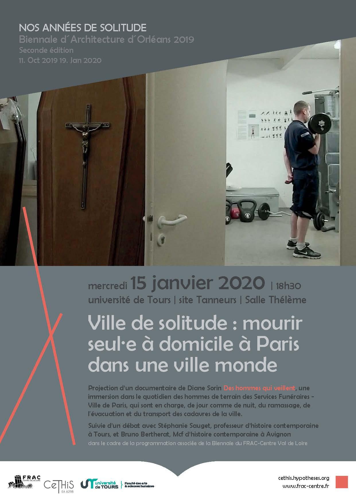 Affiche FRAC-Solitude 2019-20