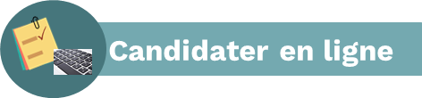 Bouton Candidater en ligne