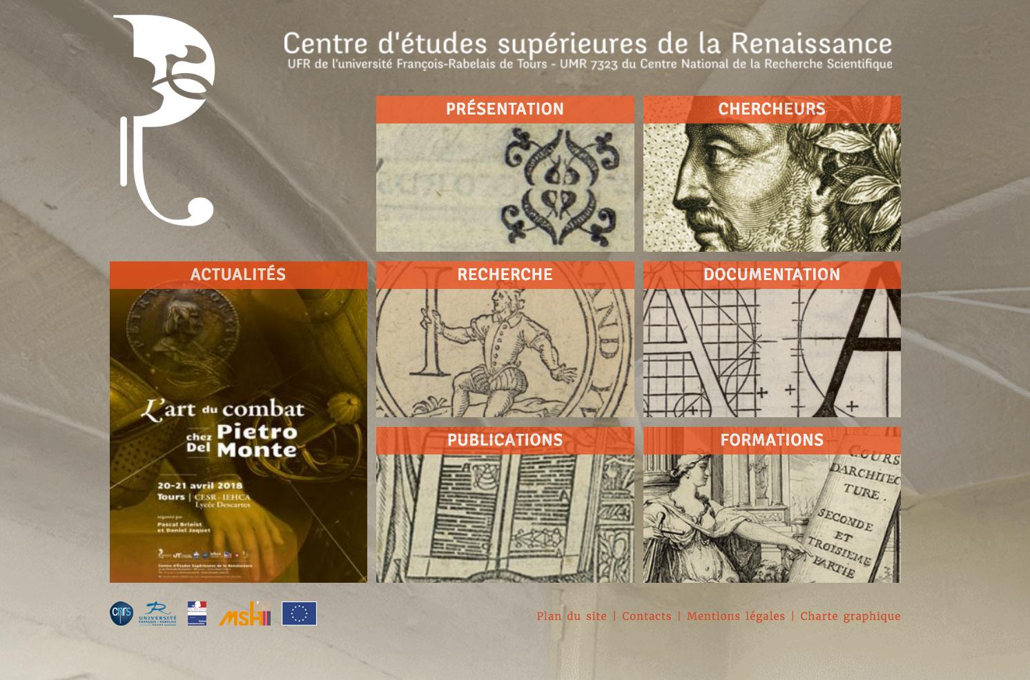 Site CESR-CNRS