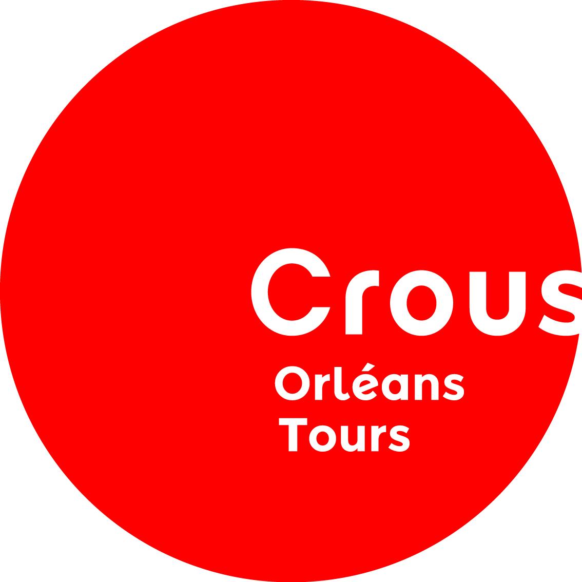 Logo Crous d'Orléans-Tours