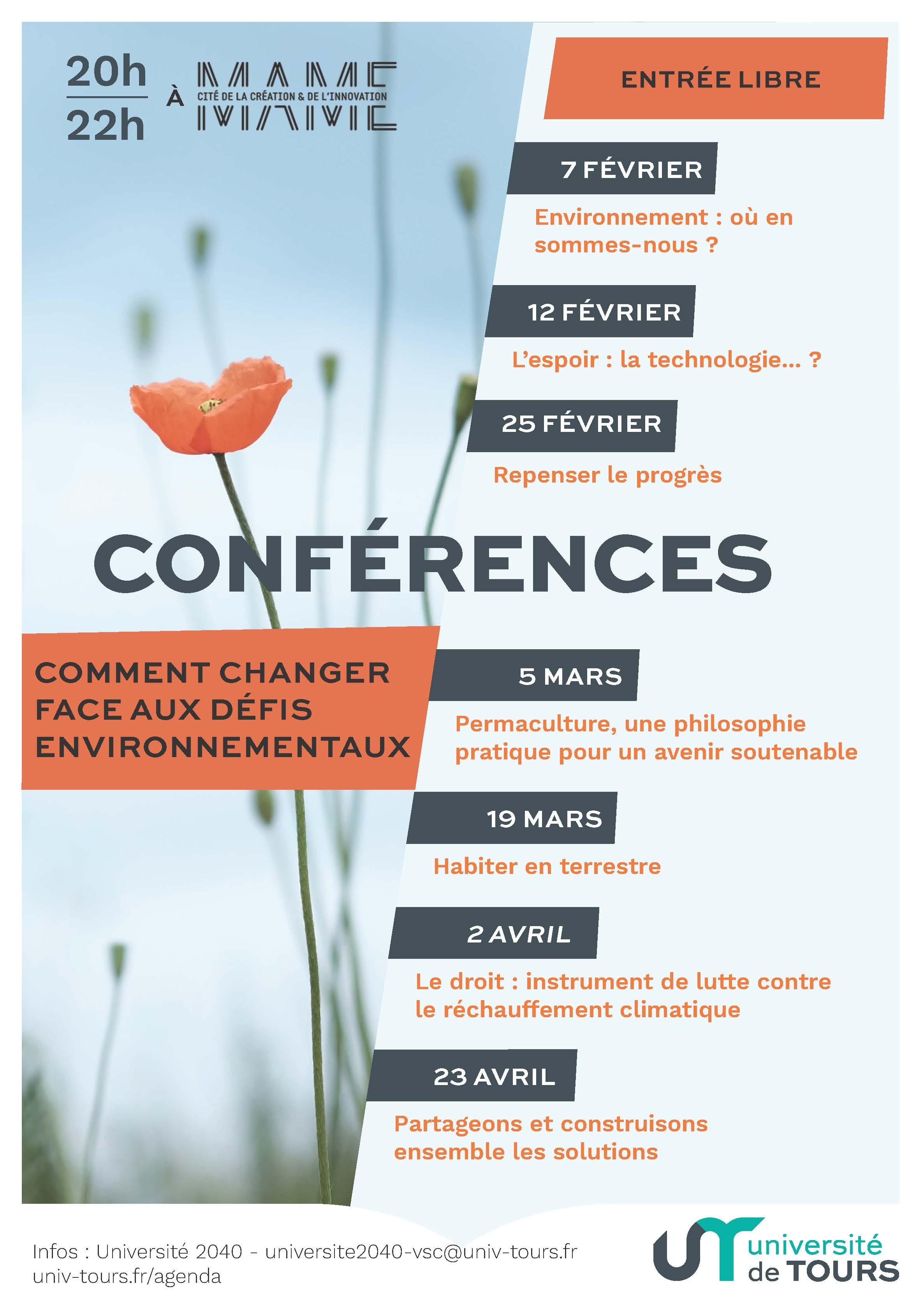 Conférence MAME