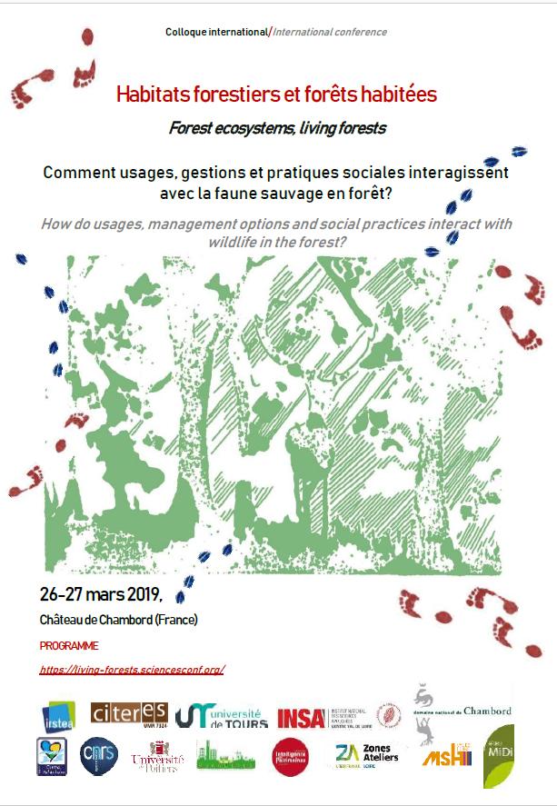 Colloque international Habitats forestiers et forêts habitées