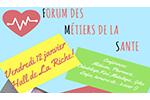 Forum métiers de la santé
