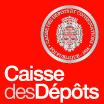 Logo Caisse des Dépôts et des Consignations