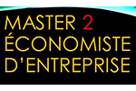 Master 2 Economiste entreprise