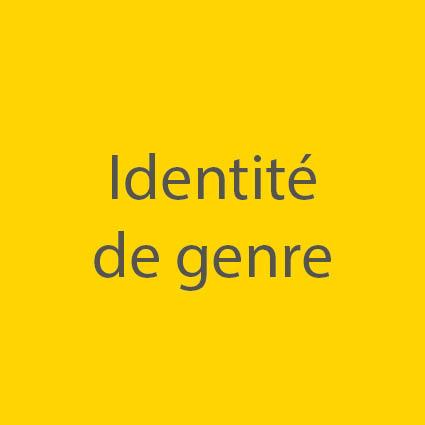 identité de genre