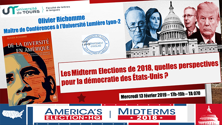 Les Midterm Elections de 2018
