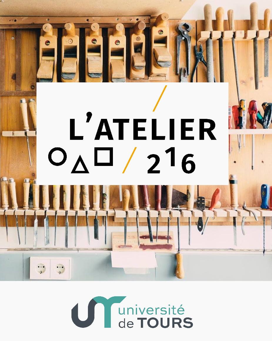 Visuel de l'Atelier 216, atelier fabrique ton cadeau
