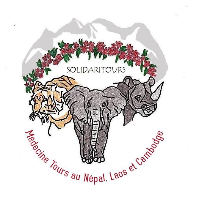 SolidariTours - Médecine Tours au Népal, Laos et Cambodge