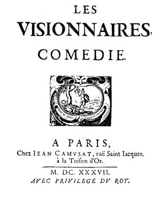 Visuel - Les visionnaires